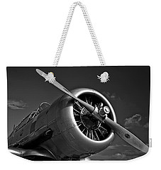 T6 Texan Weekender Tote Bag