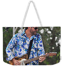 Tab Benoit And 1972 Fender Telecaster Weekender Tote Bag
