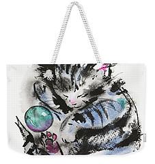 Tabby Dreams Weekender Tote Bag