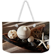 Table Decoration Weekender Tote Bag