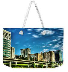 Tacoma,washington.hdr Weekender Tote Bag