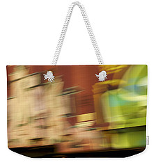 Tagged - Train Graffiti Weekender Tote Bag