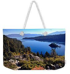 Tahoe Weekender Tote Bag