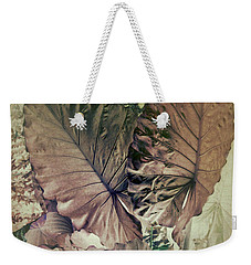 Tai Giant Abstract Weekender Tote Bag