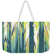 Taiga Forest Weekender Tote Bag by Ann Johndro-Collins