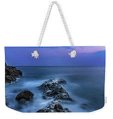 Tail Of The Dragon Weekender Tote Bag