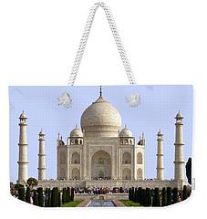 The Taj Mahal - Grand Canyon Mash-up Weekender Tote Bag
