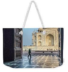Taj Mahal 01 Weekender Tote Bag