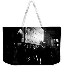 Weekender Tote Bag featuring the photograph Take A Stroll With Me Once Again by Johnny Lam