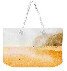 Take A Walk With Me Weekender Tote Bag