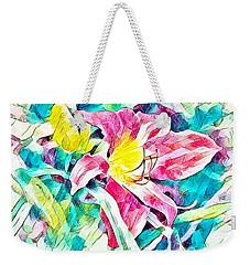 Take Another Look Weekender Tote Bag
