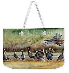 Take Off Weekender Tote Bag