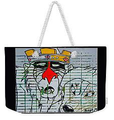 Take The Crown Weekender Tote Bag
