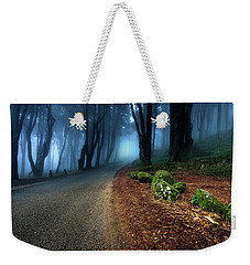 Take The Journey Weekender Tote Bag by Jorge Maia