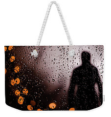 Take Your Light With You Weekender Tote Bag by David Sutton