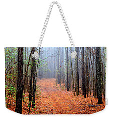 Taking A Stroll Weekender Tote Bag