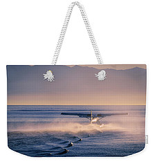 Takeoff Into The Light Weekender Tote Bag by Keith Boone