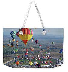 Taking Flight Weekender Tote Bag