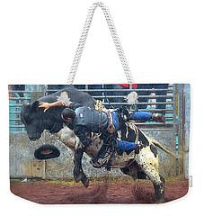 Taking The Fall Weekender Tote Bag by Lori Seaman