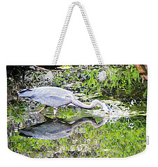 Taking The Plunge Weekender Tote Bag