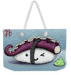 Tako And Wasabi-san Weekender Tote Bag
