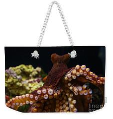 Tako Not Taco Hawaiian Octopus Weekender Tote Bag