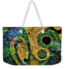 Tales Of The Past  Weekender Tote Bag