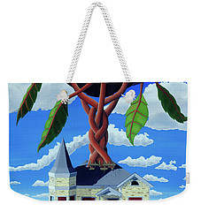 Talk Of The Town Weekender Tote Bag