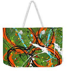 Talking Heads Weekender Tote Bag