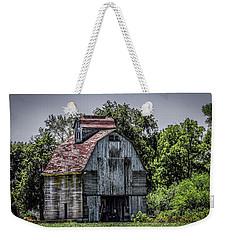 Tall Barn Weekender Tote Bag by Ray Congrove