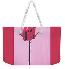 Tall Beauty Weekender Tote Bag