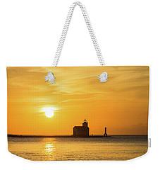 Tall Drink Of Comfort Weekender Tote Bag by Bill Pevlor