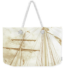 Tall Ship - 1 Weekender Tote Bag