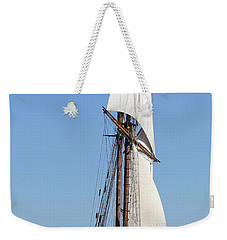 Tall Ship Baltimore Weekender Tote Bag