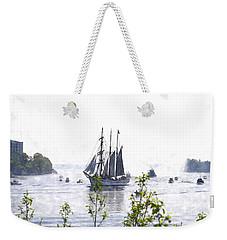 Tall Ship Tswc Weekender Tote Bag