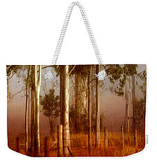 Tall Timbers Weekender Tote Bag by Holly Kempe