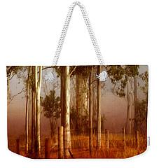 Tall Timbers Weekender Tote Bag