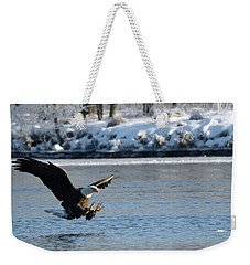 Talons Out Weekender Tote Bag