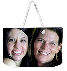 Tami Cheesman And Kim Richardson Weekender Tote Bag