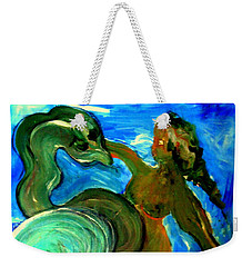 Taming Your Dragon Weekender Tote Bag