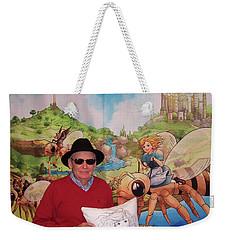 Tammy And Reynold Jay Weekender Tote Bag