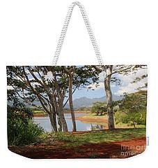 Tanada Reservoir Oahu Weekender Tote Bag