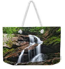 Upper Dill Falls Weekender Tote Bag