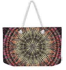 Tangendental Meditation Weekender Tote Bag