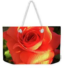 Tangerine Dream Weekender Tote Bag