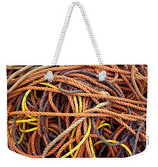 Tangle Weekender Tote Bag