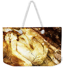 Tangle Of Naked Bodies Weekender Tote Bag