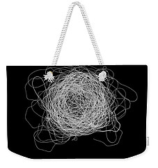 Tangled And Twisted Weekender Tote Bag