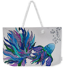 Tangled Fish 4 Weekender Tote Bag