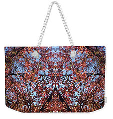 Tangled  Weekender Tote Bag by Nora Boghossian